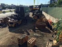 Μάντρα αποθεμάτων (στοκ) KESKIN CONSTRUCTION LIMITED COMPANY