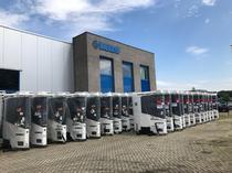 Μάντρα αποθεμάτων (στοκ) MBS Transport Refrigeration Ltd