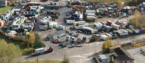 Μάντρα αποθεμάτων (στοκ) Rimars&Megaauto