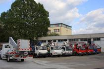 Μάντρα αποθεμάτων (στοκ) EU-Gépker Kft