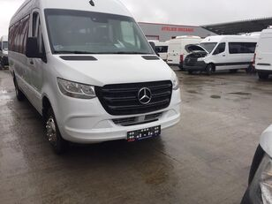 Καινούριο MERCEDES-BENZ Sprinter IDILIS 516,  22+1+1  *COC* 5500 kg*  prolonged with 50c
