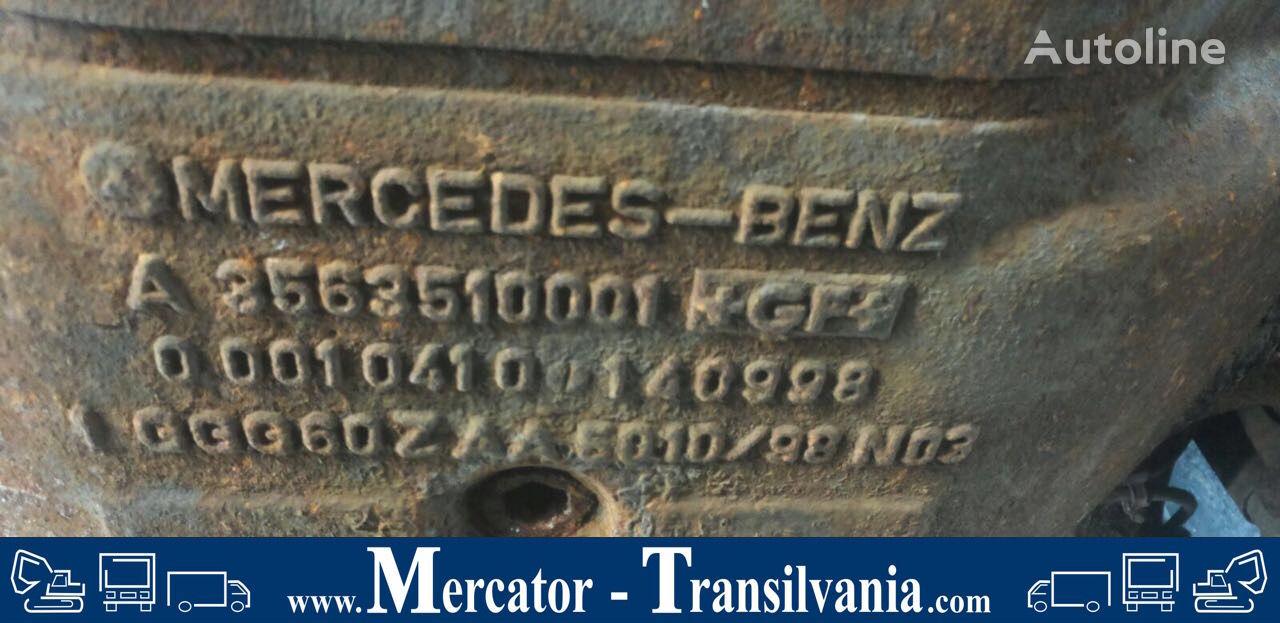 λεωφορείο MERCEDES-BENZ Tourismo για άξονας