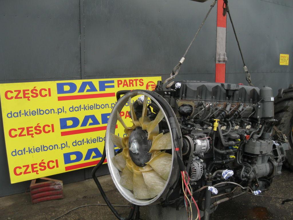 τράκτορας DAF XF 105 για κινητήρας DAF KOMPLETNY