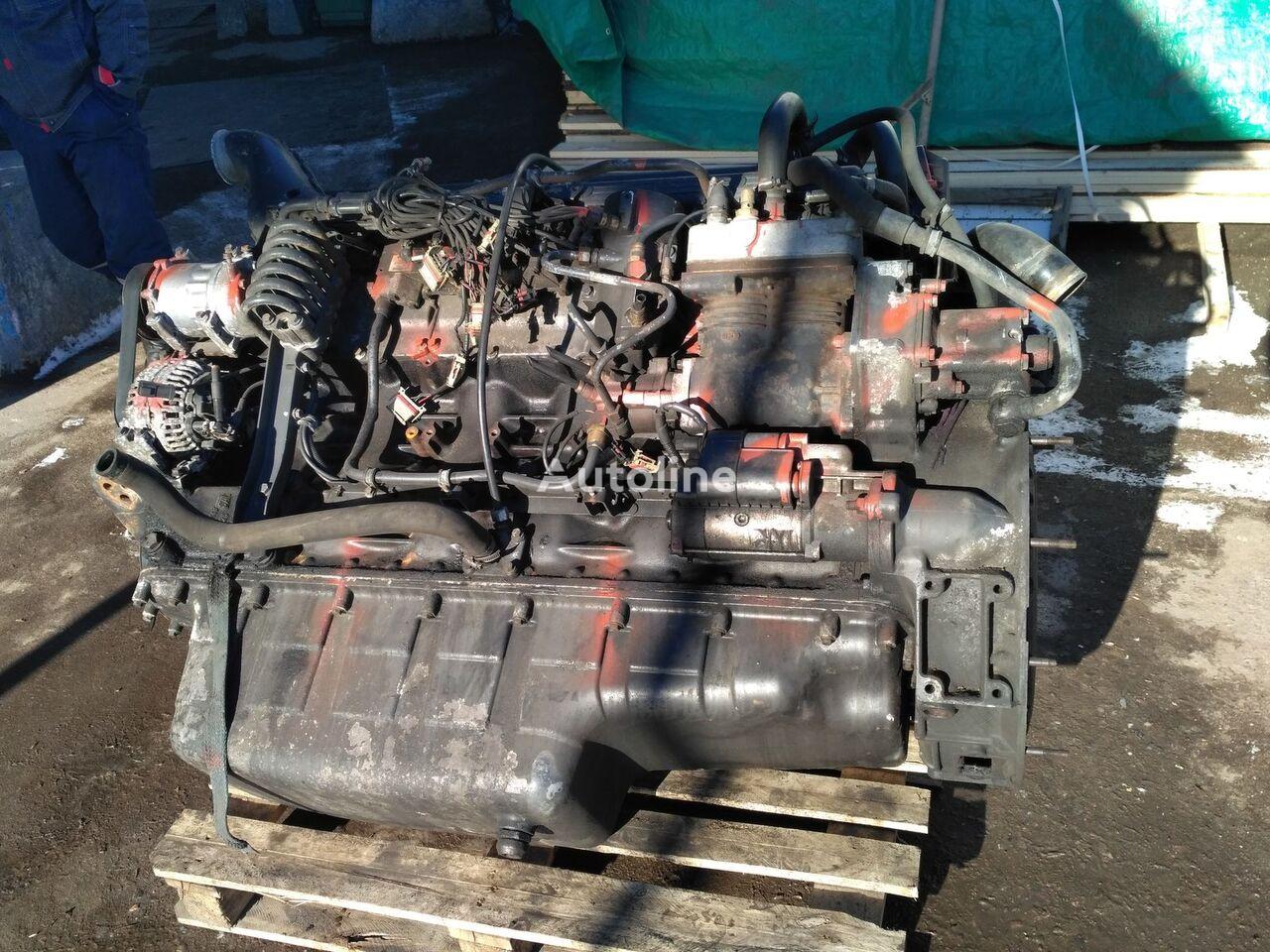 τράκτορας SCANIA R 420 για κινητήρας SCANIA DC1214 HPI