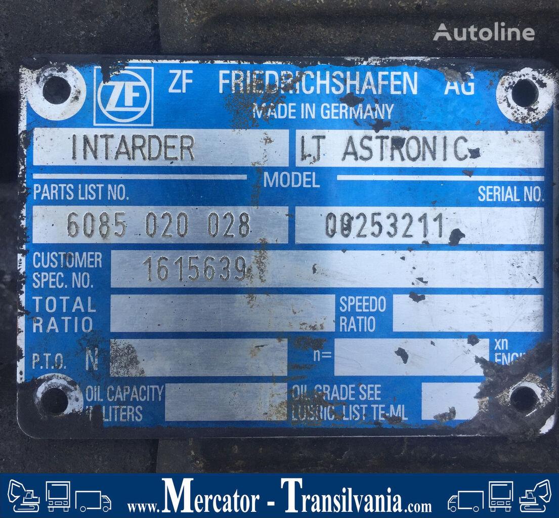 λεωφορείο SETRA 317 GT-HD για κιβώτιο ταχυτήτων ZF mit INTARDER IT Astronic