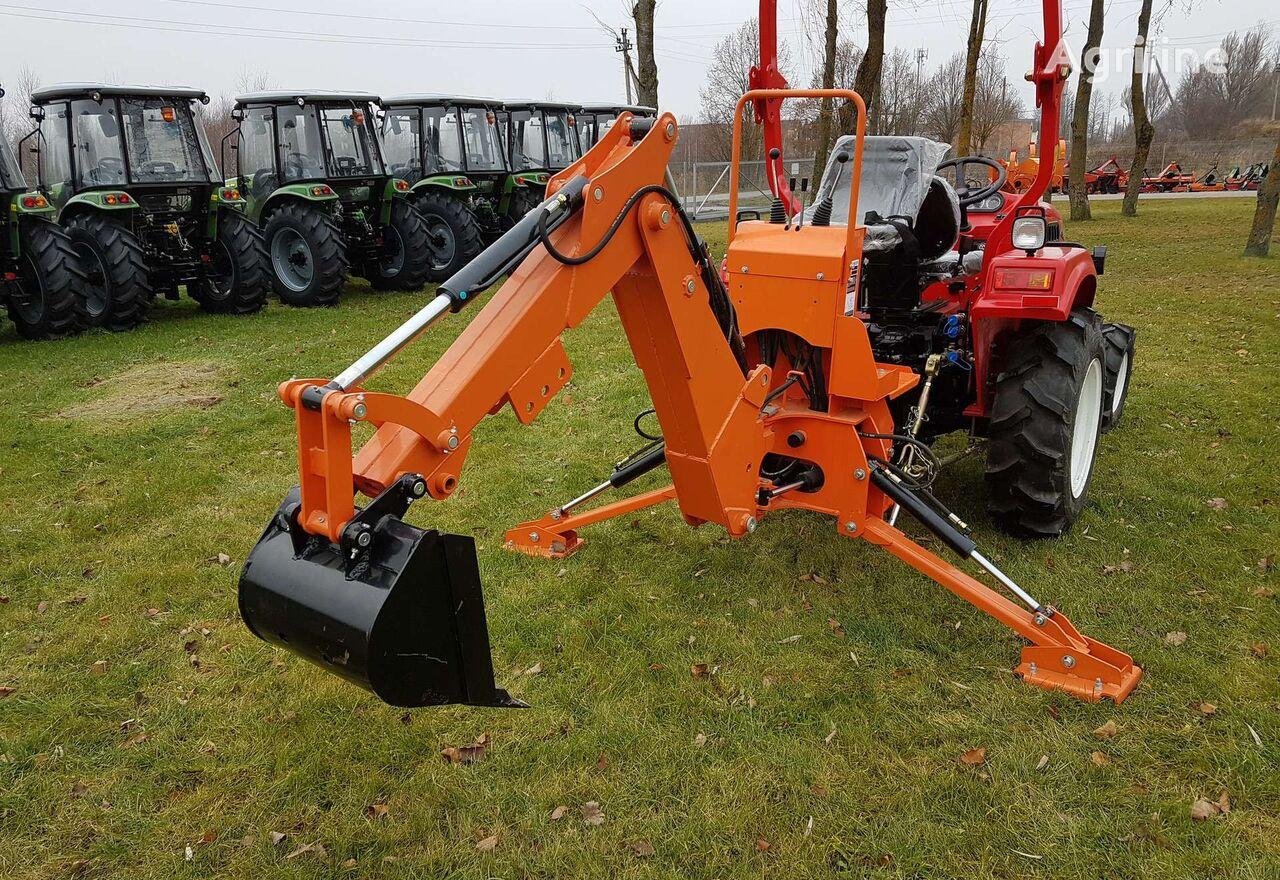 καινούρια τρακτέρ KITA- BH-6600, excavator για μπούμα