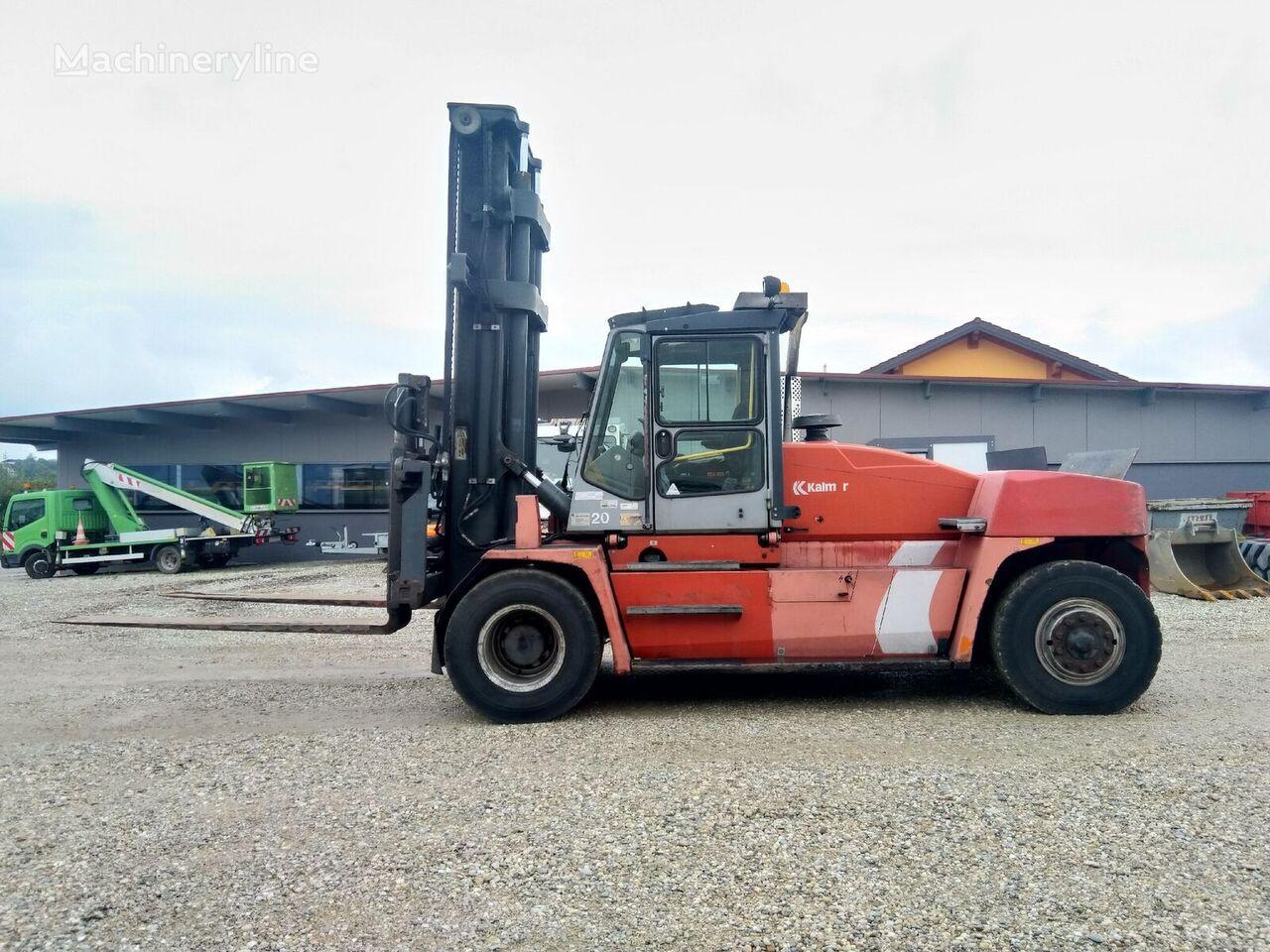 φορτωτής εμπορευματοκιβωτίων KALMAR DCE160-12