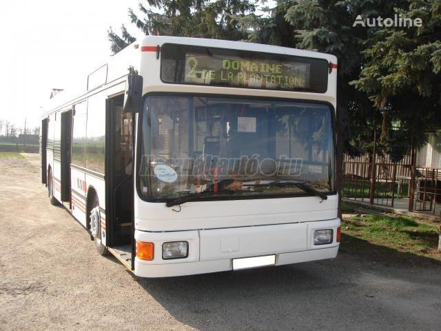 αστικό λεωφορείο MAN NL 222 A1029B