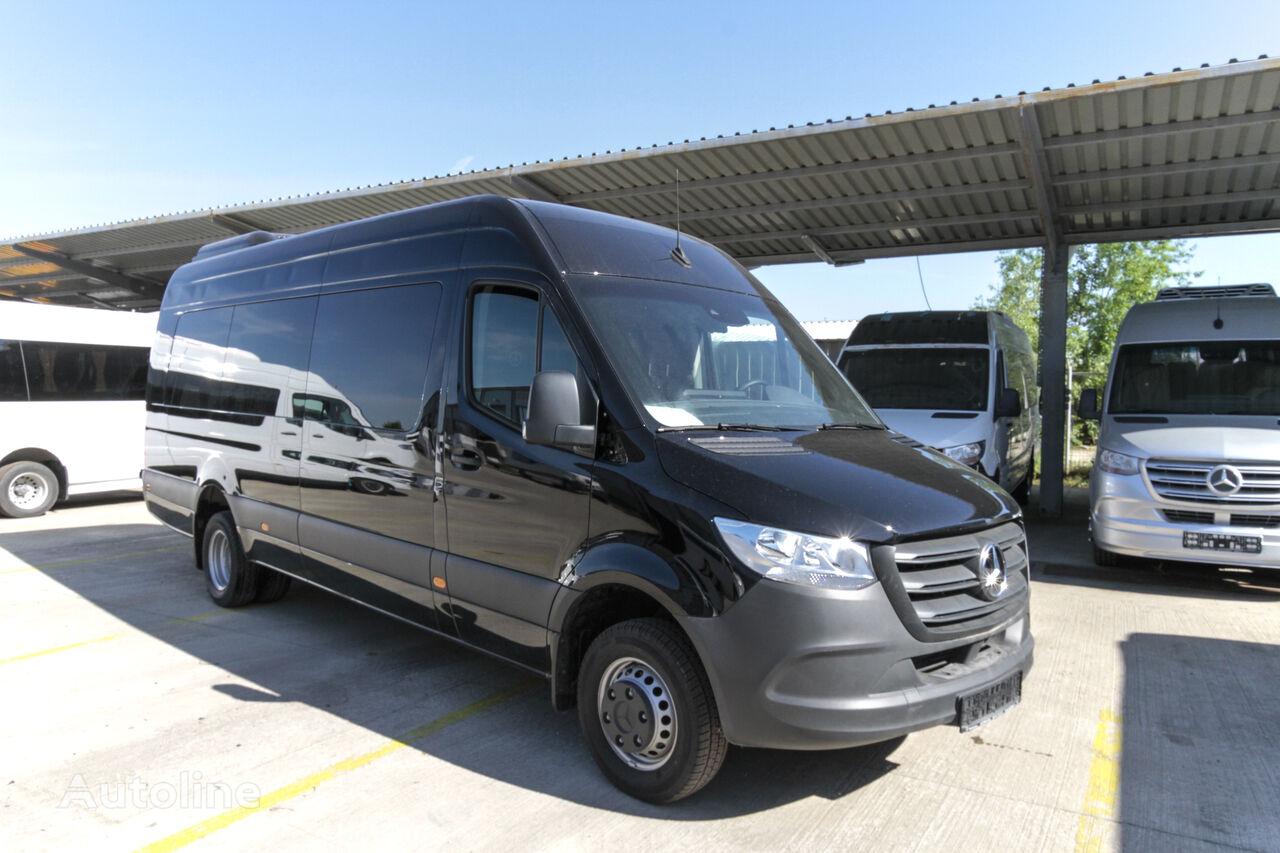 καινούριο μικρό επιβατικό λεωφορείο MERCEDES-BENZ 516