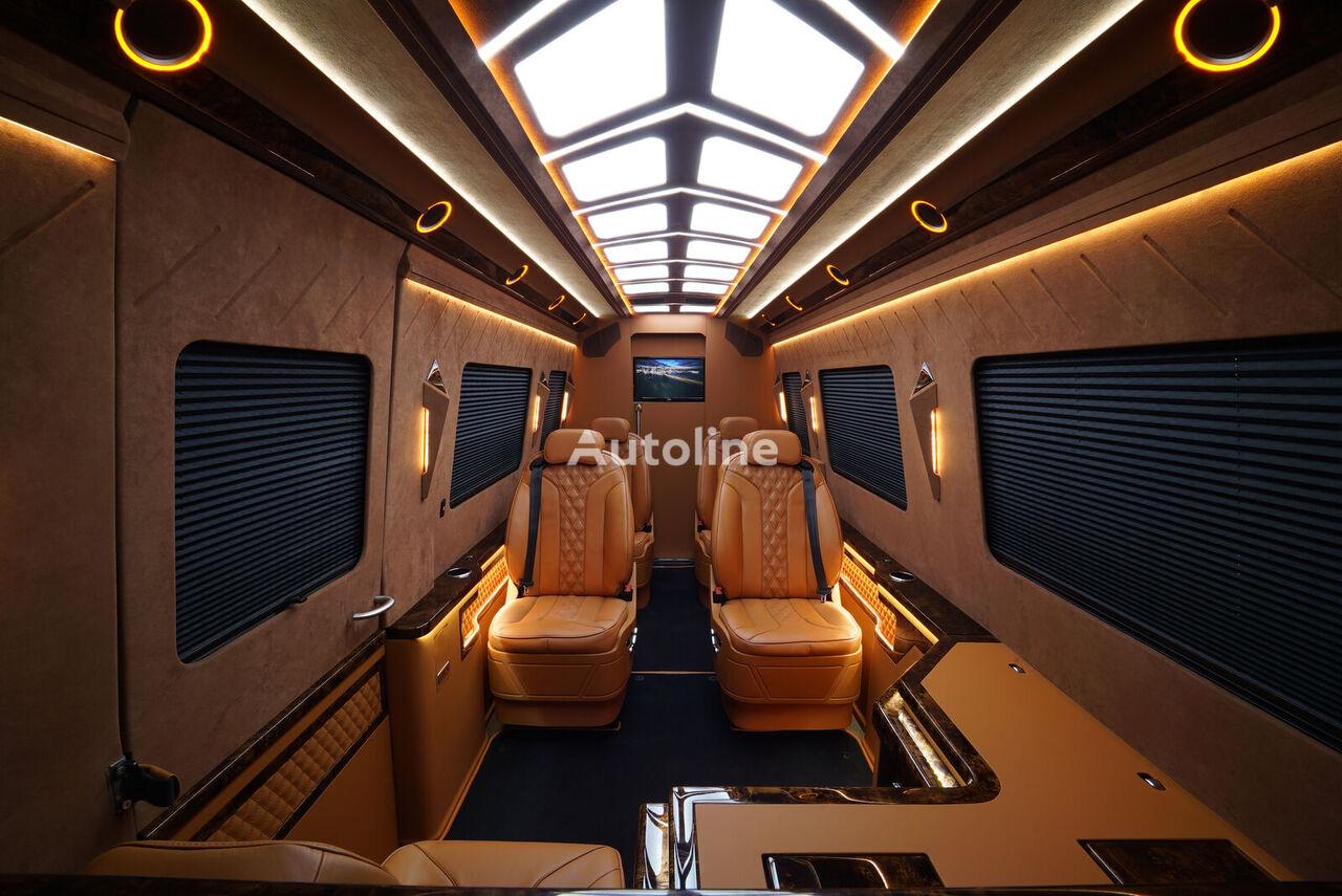 καινούριο μικρό επιβατικό λεωφορείο MERCEDES-BENZ ERDUMAN ® | VIP LUXURY SPRINTER | ARMORED | /W BATHROOM | CUSTOM