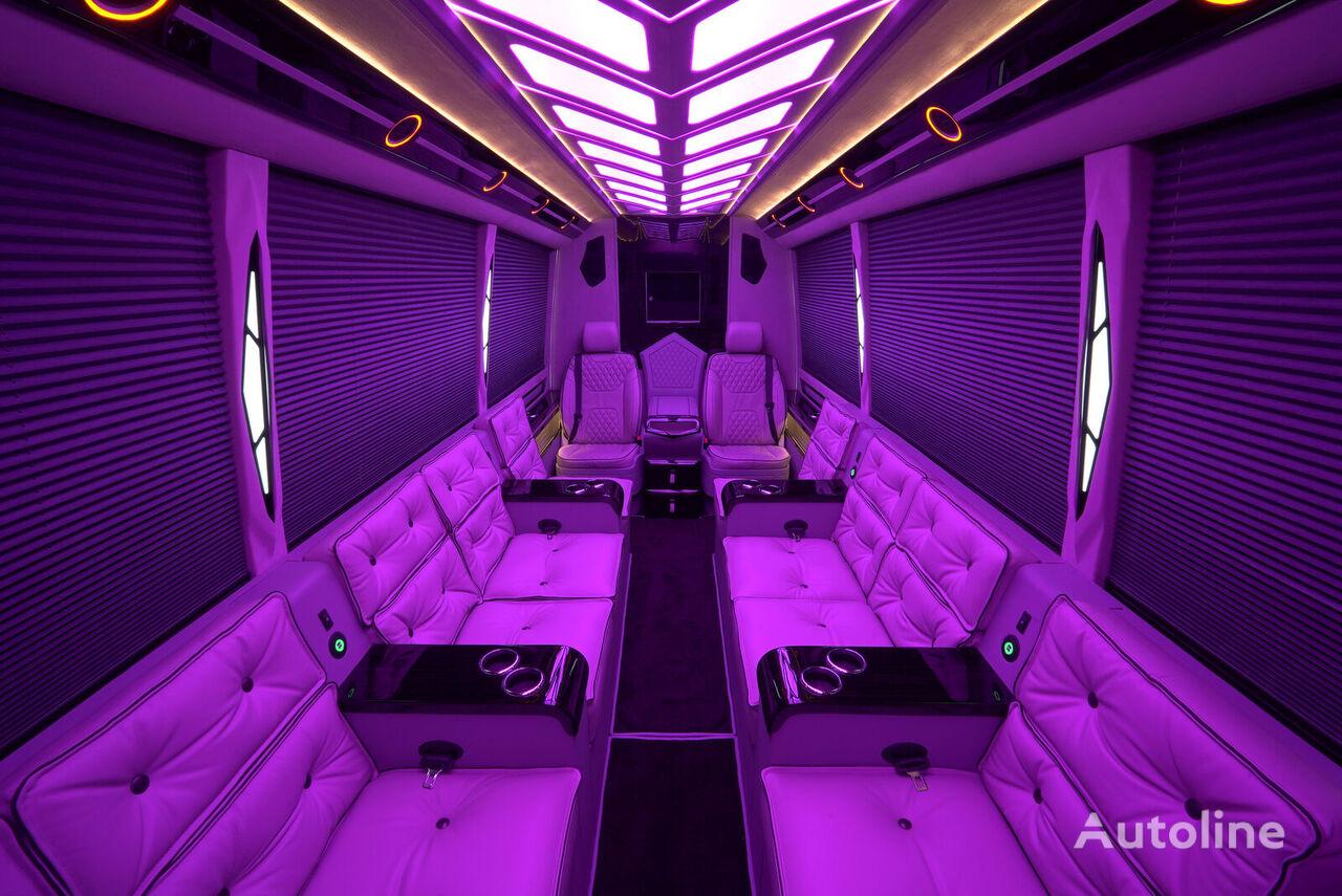καινούριο μικρό επιβατικό λεωφορείο MERCEDES-BENZ ERDUMAN ® | VIP LUXURY SPRINTER | BUSINESS EDITION  | CUSTOM