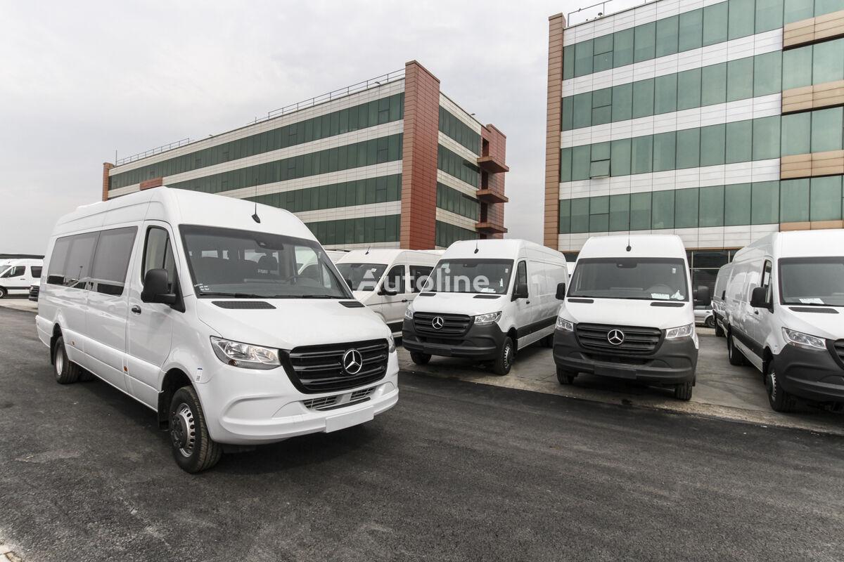 καινούριο μικρό επιβατικό λεωφορείο MERCEDES-BENZ IDILIS 516 19+1+1 *COC* 5500kg * Ready for delivery