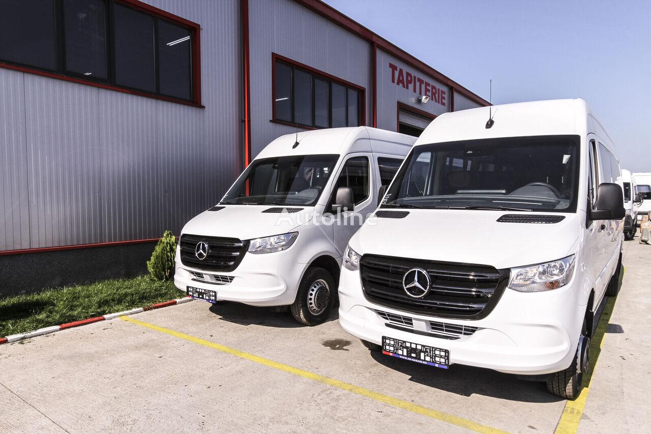 καινούριο μικρό επιβατικό λεωφορείο MERCEDES-BENZ Idilis 519 19+1+1 * 5500kg * *COC* Ready for delivery