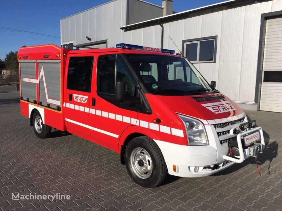 πυροσβεστικό όχημα FORD TRANSIT 350 SLRt GLM