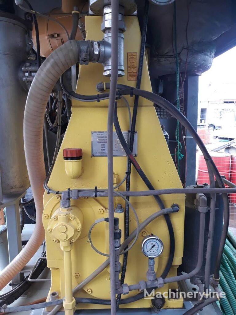 μηχανοκίνητη αντλία CATERPILLAR HAMMELMANN HDP 253-S1600-25