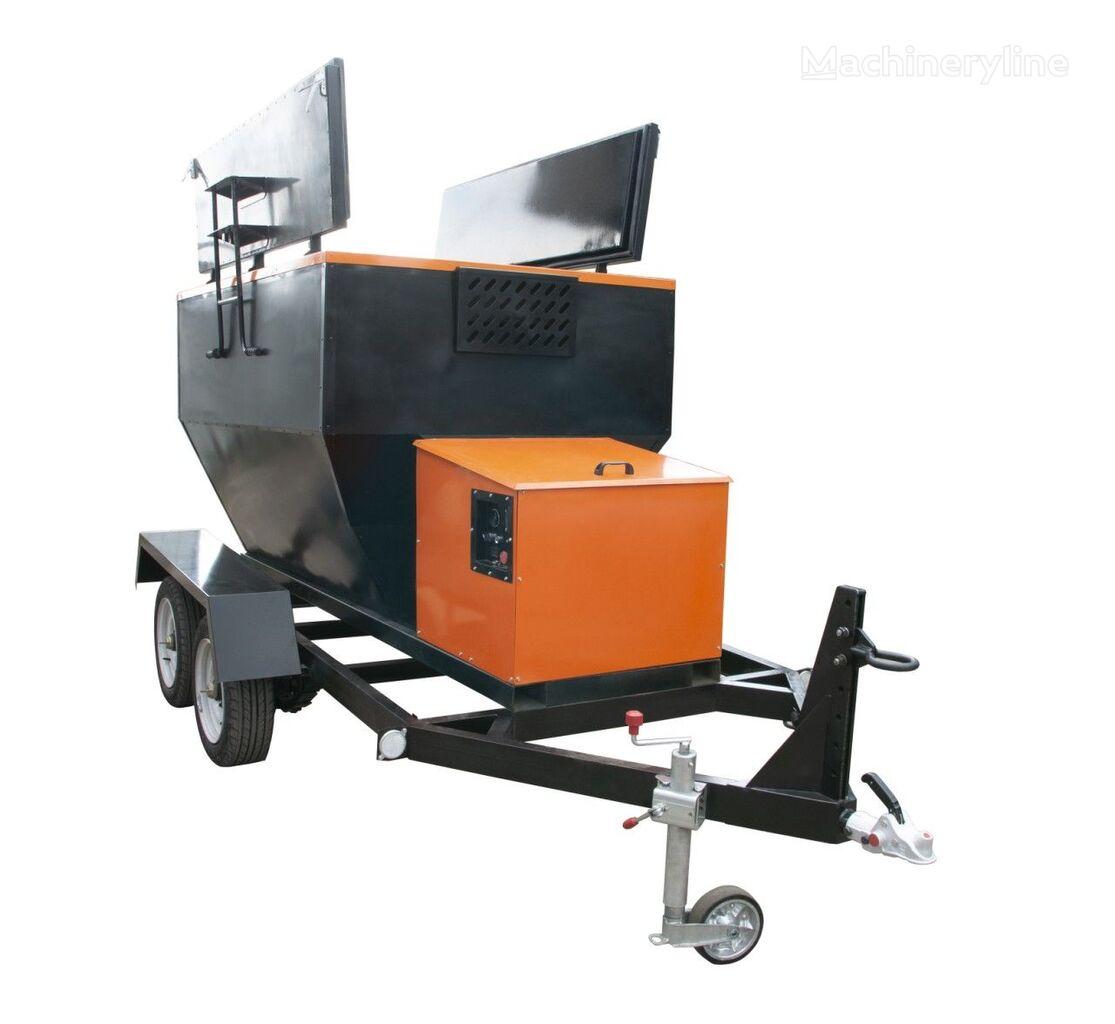 καινούριο βιομηχανικός καυστήρας HOTBOX HB-2