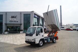 ανατρεπόμενο φορτηγό < 3.5τ ISUZU K 85 Mini Śmieciarka