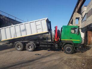 καινούριο ανατρεπόμενο φορτηγό AVTR BP-10