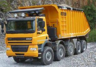 ανατρεπόμενο φορτηγό GINAF HD5380T
