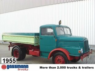 ανατρεπόμενο φορτηγό IFA H3A
