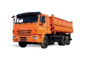 καινούριο ανατρεπόμενο φορτηγό KAMAZ 45143-6012-50