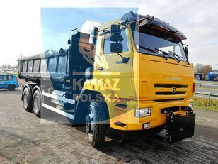 καινούριο ανατρεπόμενο φορτηγό KAMAZ 6x6 wywrotka
