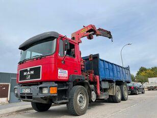 ανατρεπόμενο φορτηγό MAN 33.372