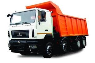 καινούριο ανατρεπόμενο φορτηγό MAZ 6516E8