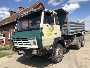 ανατρεπόμενο φορτηγό STEYR 1491 Kipper Full Stell