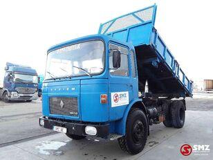 ανατρεπόμενο φορτηγό SAVIEM SM 12 210ch lames