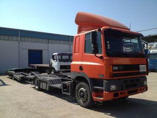 φορτηγό αυτοκινητάμαξα DAF CF85.380 ATI EURO2 TRUCK / TRACTOR TRANSPORT + TANDEM + ρυμουλκούμενο αυτοκινητάμαξα