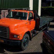 φορτηγό αυτοκινητάμαξα FORD F800