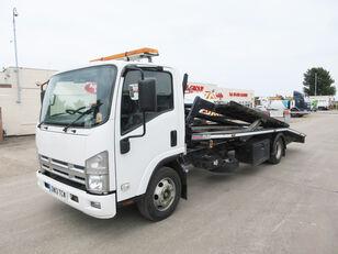 φορτηγό αυτοκινητάμαξα ISUZU N75.190