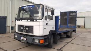 φορτηγό αυτοκινητάμαξα MAN FL 14.192 Euro 1 Engine / Winch 15000 kg