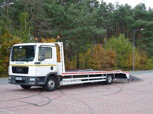 φορτηγό αυτοκινητάμαξα MAN TGL 12.180