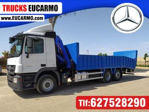φορτηγό αυτοκινητάμαξα MERCEDES-BENZ ACTROS 25 32