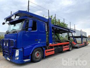 φορτηγό αυτοκινητάμαξα VOLVO FH 460