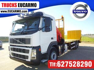 φορτηγό αυτοκινητάμαξα VOLVO FM12 380