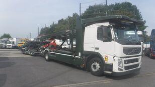 φορτηγό αυτοκινητάμαξα VOLVO FM13 420 Autotransporter Kassbohrer