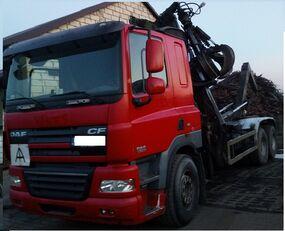φορτηγό φορτωτής με γάντζο DAF CF 85 460