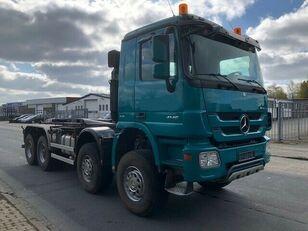 φορτηγό φορτωτής με γάντζο MERCEDES-BENZ Actros 4146 8x8