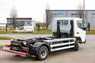 καινούριο φορτηγό φορτωτής με γάντζο Mitsubishi Fuso 9C18 AMT + KING HZ6R Hooklift
