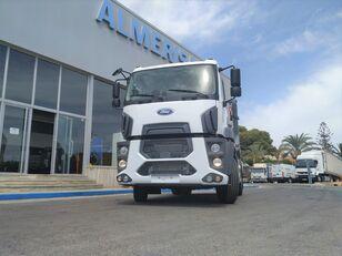 φορτηγό καδοφόρος φορτωτής FORD 1833D. Camion portacontenedores de cadenas