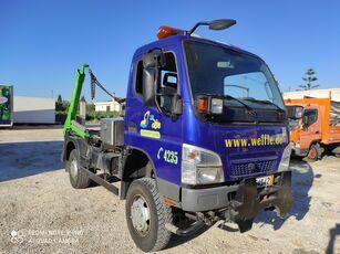 φορτηγό καδοφόρος φορτωτής MITSUBISHI Pfau Rexter