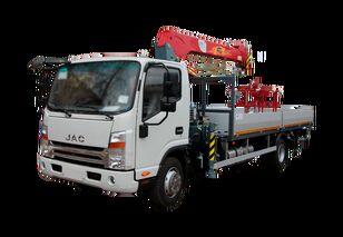 καινούριο φορτηγό καρότσα JAC Бортовой автомобиль с КМУ FG-414