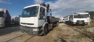 φορτηγό καρότσα RENAULT Premium 260
