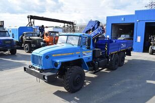καινούριο φορτηγό καρότσα URAL Бортовой автомобиль Урал 4320 с г/м АНТ-7,5-2