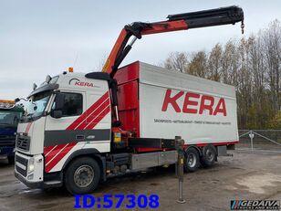 φορτηγό καρότσα VOLVO FH13 460 6x2 Palfinger Euro5