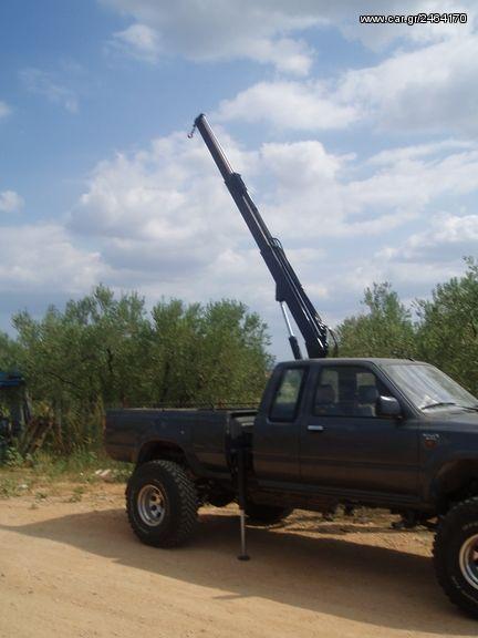 φορτηγό καρότσα BIM GST 420