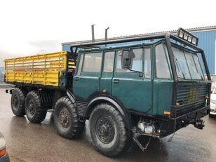 φορτηγό καρότσα TATRA 813 8x8 year 1981 unique oldtimer